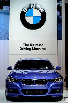 #BMW The ULTIMATE Driving Machine!