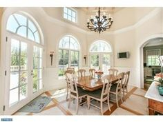 Dine with view of your gorgeous backyard in Lower Gwynedd, PA #realestate
