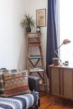 House Tour: A Hand-crafted Apartment in Montreal   Apartment Therapy