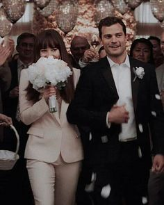 Fifty Shades Series, Fifty Shades Movie, Fifty Shades Darker, Movie Couples, Cute Couples, Jamie Dornan And Wife, Anastasia Grey, Ariana Grande Music Videos, Ana Steele