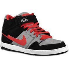 Nike Zoom Mogan Mid 2 - Men's - Skate - Shoes - Midnight Navy/Varsity Royal/White