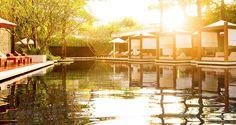 Sun bed Sun, Luxury, Solar