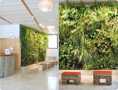 Plant Walls, by Greenworks, in Wasakronan, Telefonplan, Stockholm