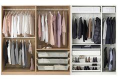 Ikea. Wardrobe Frames.