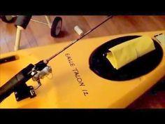 Kayak Fishing Setup - YouTube
