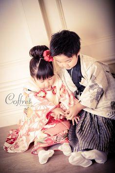 先日のお客様 *けいくん りんちゃん*|Coffret photography staff blog