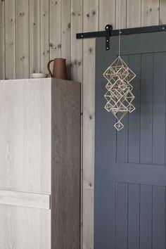 Baby Blue, Door Handles, Wall Lights, Ornament, Diy, Winter, Home Decor, Sculpture, Summer