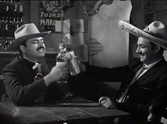 "Jorge Negrete y Pedro Armendariz ""tres alegre compadres"""