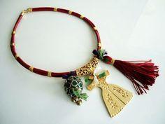 Free ShippingAuthentic Ottaman Necklace by ANATOLIANDESIGN01, $64.50