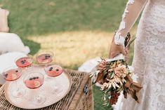 Gold Coast Tipi Wedding Magic - The Acre Boomerang Farm Tipi Wedding, Marquee Wedding, Wedding Shoot, Wedding Venues, Outdoor Dance Floors, Picnic Set, Sunset Photos, Gold Coast, Fairy Lights