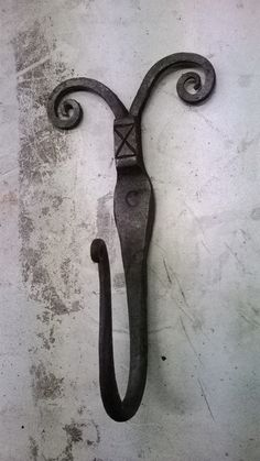 Metal Projects, Welding Projects, Metal Crafts, Blacksmith Shop, Blacksmith Projects, Welding Shop, Clothes Pegs, Forging Metal, Metal Shop