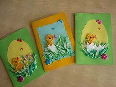 Easy Easter Crafts, Easter Art, School Clubs, Art School, Preschool Crafts, Crafts For Kids, Japanese Gifts, Teaching Art, Quilling