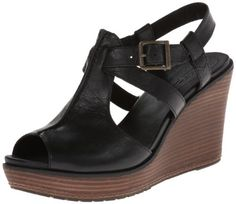 Timberland Women's Danforth Wedge Sandal -  	     	              	Price: $  130.00             	View Available Sizes & Colors (Prices May Vary)        	Buy It Now      Treat your feet to some sun in the Timberland Earthkeepers Danforth Ankle Strap with Leather Wrap. These women's wedges were designed with a specialized blown...