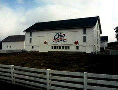 Holmes County Ohio Bicentennial Barn