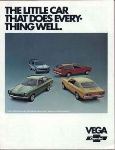 Hey!  Ma'!  Your Chevy Vega!  :-D  OMG!  Remember when those guys tried to steal it?!!