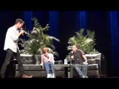 Doctor Who Panel Wizard World Chicago - YouTube