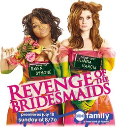 revenge of the bridesmaids..SO FUNNY!! my girls and I laugh so hard every time we watch it.