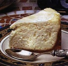 Creole Cream Cheese Cheesecake recipe (from Foodies Kitchen in Metairie; this recipe is also used at Commander's Palace in New Orleans)