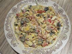 Кулинария Обалденный салат  Продукты пищевые фото 1