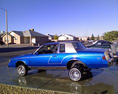 84 Buick Regal Limited