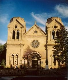 Santa Fe,  Cathedral Basilica of Saint Francis of Assisi