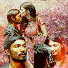 3 ♥♥ Will there be a person who won't cry after watching this movie? Movie Pic, Movie Photo, Cute Love Images, Cute Pictures, Tree Photoshop, Cute Couples Photography, Samantha Images, Movie Love Quotes, Fall In Luv