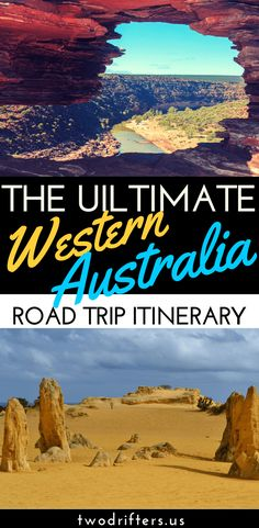 Thinking of going on a Western Australia road trip? You couldn't choose a better part of Australia to explore. From Perth to Exmouth to Broome, our week itinerary will ensure you see the very best of WA. Brisbane, Melbourne, Sydney, Perth, Australia Travel Guide, Visit Australia, Western Australia, Australia Trip, Queensland Australia