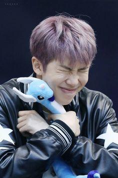 [170224] BTS @Myeongdong Fansign Rap Monster | 김남준