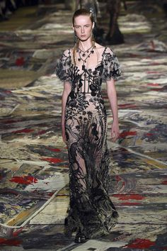 Alexander McQueen Primavera/Estate 2017, Womenswear - Fashion Week (#27371)