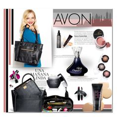 """""""Avon"""" by anabella507 ❤ liked on Polyvore featuring Avon"""
