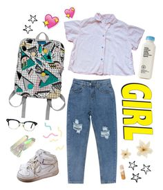 """126 ❝I ain't got no type❞"" by vintagestyles ❤ liked on Polyvore"