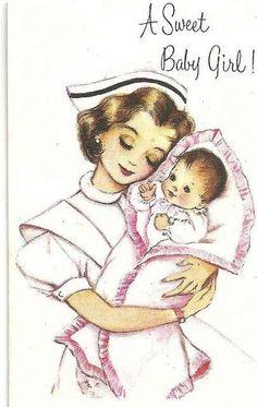 .nurses love babies