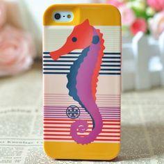 Tory burch sea horse case