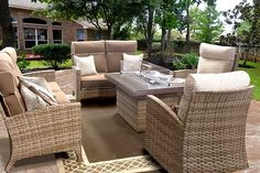 Cavalier Outdoor Furniture Collection from Forever Patio, Model FP-CAV