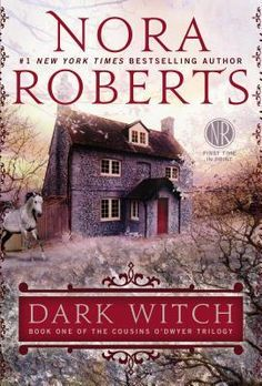Coming Oct 29 Dark Witch: Book One of the Cousins O'Dwyer Trilogy by Nora Roberts. From New York Times bestselling author Nora Roberts comes a trilogy about the land we're drawn to, the family we learn to cherish, and the people we long to love… I Love Books, Great Books, Books To Read, My Books, Fall Books, Story Books, Nora Roberts Books, Dark Witch, Thing 1
