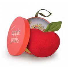 Apple Park - Apple Seed Rattle