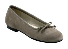FRANCESCA - casual girls shoes with a slip on design and comfortable support.