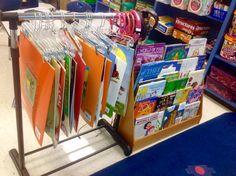 Extraordinary Classroom Uses for Ordinary Items (Love the dish rack idea to organize files and folders!)