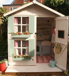playhouse exterior