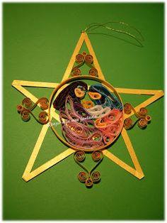 spazio alla mia fantasia: decorazione Natività