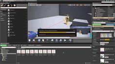 We continue the ledge climbing tutorial on part Game Dev, Unreal Engine, Game Design, Climbing, Desktop Screenshot, Engineering, 3d Software, Free Stuff, Gd