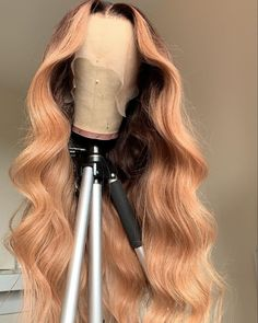 Wig Styles, Curly Hair Styles, Natural Hair Styles, Lace Front Wigs, Lace Wigs, Baddie Hairstyles, Lace Hair, Hair Color Dark, Peruvian Hair