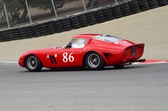 Ferrari 250 GTO (Chassis 3451GT - 2004 Monterey Historic Races) High Resolution Image
