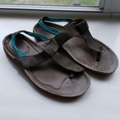 0a88c588fc7 Shop Women s Keen Gray Blue size 8 Sandals at a discounted price at Poshmark .
