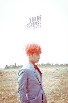 V ❤ YoungForever photo shoot #방탄소년단 #BTS