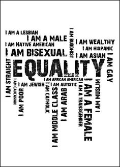 Equality . . . TCC - Your LGBTQ Community Center