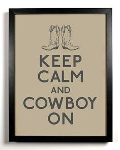 #Cowboy up! #Calgary #Stampede