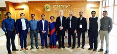 """IMA (USA), Miles, Wiley and Christ University Delegation  The Department of Commerce at Christ University in collaboration with IMA (USA), Miles Education & Wiley hosted an international conference on """"Sustaining a Competitive Edge in the changing Global Scenario: Challenges, Practices, and Innovations. The conference was held on February 7-8, 2017. The Conference was one of its kind to unleash the innovative talents of academicians and scholars working in their respective domain areas."""