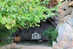 Santuario della Madonna della Grotta - Particolare