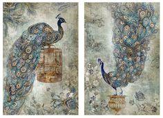 Wondrous III & IV Waves, Artwork, Work Of Art